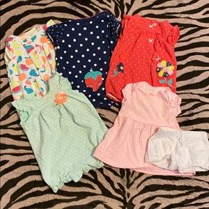Bundle of 3 Month Outfits